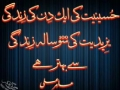 Golden words by Aamir Ali -9 - Sub Roman Urdu