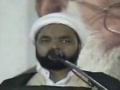 Speech H.I. Ahmed Amini (22nd Death anniversary of Imam Khomaini - Karachi)  4 June 2011 - Urdu