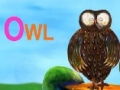 Alphabets - [O] is for Owl - English