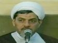 Speech H.I. Rafi - Fadak Sermon - Khutbae Fadakie - Hazrat Fatima S.A - Farsi