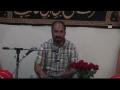 13th Rajab 2011- Milad E Mola E Kainat Ali (a.s)  Qaseeda by Br. Riaz Khawaja- Urdu