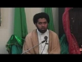 [Must Listen] 13th Rajab 2011- Milad Mola E Kainat Ali (a.s) Speech by Moulana Shehbaz Bukhari Naqvi - Urdu