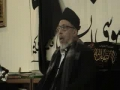 تواصيِ حق اور صبر   First Speech Muharram 2008 by Khateeb-E-Ahlulbait Syed Ijmal Asghar Naqvi – Urdu