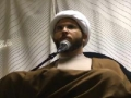 Reviving the Soul - Lecture 2 | Sheikh Hamza Sodagar - Shahr Ramadhan 1430 - English