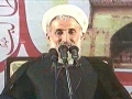 Farsi Speech H.I. Siddiqui - Imam Ali as The Talking Quraan - 22 June 2011