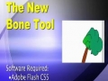 Adobe Flash CS5 Tutorial The New Bone Tool - English