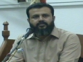 *** Must Watch *** Speech H.I. Naqi Hashmi - Intezar o Muntazar - انتظار و منتظر - Urdu