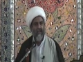 خطبه جمعه Friday Sermon (last 15 min) - H.I. Raja Nasir - 15July11 - Islamabad - Urdu