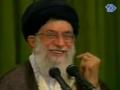 شعر طنز سعید بیابانکی در جمع شعرا و مقام معظم رهبری - Farsi