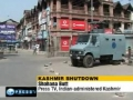 Kashmir shuts down over alleged rape case Sat Jul 23, 2011 6:21PM GMT English