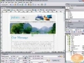 Embed Sound & Video into Your Website Dreamweaver Tutorial - English