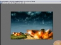 Photoshop CS3 Special Effect Create an Explosion - English