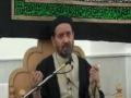 Must watch *** farsi Noha about Imam Ali by HI Jan Ali Shah Kazmi 21 ramadhan 2011 @kuwait  p1