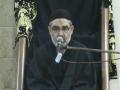Majlis - 3 Shahadat of Imam Ali (a.s) - 19th Ramazan H.I. Ali Murtaza Zaidi - Urdu