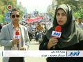 [Quds Day 2011] YUMUL QUDS YUMUL ISLAM - Rallies in Iranian cities - Aug 26-2011 Farsi
