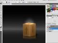 Web 2.0 Style Box  Icon Adobe Illustrator Tutorial - English