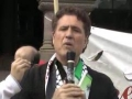 [2011 Al-Quds Rally Toronto] Speech by CAF Representative - 28Aug2011 - English