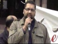 [2011 Al-Quds Rally Toronto] Speech by Moulana Asad Jafri - 28Aug2011 - English