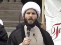 [2011 Al-Quds Rally Toronto] Speech by Sheikh Hamza Sodagar - 28Aug2011 - English