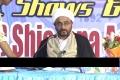 Speech - Tarbiat -e- Aulad - Moulana Ali Raza Sualehi - Urdu