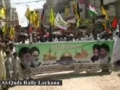 Al-Quds rallies coverage from Larkana & Khairpur - All Languages