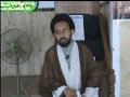 [Youth 29] نوجوان کا ماہ رمضان H.I. Sadiq Raza Taqvi - Stay away from sins after Ramadhan -  Urdu