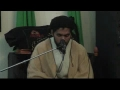 [Calgary] Learning from WOOD by Moulana Shehbaz Bukhari – Urdu