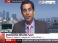 Trader on the BBC says Eurozone Market will crash -English