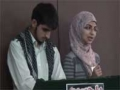 Sumaira and Zain - Youth Issues - Calgary English