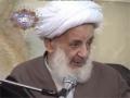[3] Speech Aytollah Mujtahedi Tehrani - Ethics - اخلاق - Farsi