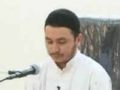 Surah Muzammil - recitation by qari muhammad hadi - arabic