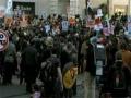 Anti-capitalism protest hits London - English