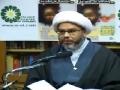 Lecture on Ubudiyyah - Martyrdom of Imam Sadiq (a.s) - Sh. Shabbir Hassanally - English