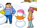 Learn Arabic Lesson for Children - Seasons, Day Night & Time - Arabic