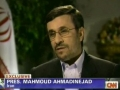 CNN Freed Zakaria interview with President Ahmadinejad 23Oct2011 - English