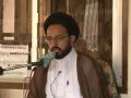 H.I. Sadiq Raza Taqvi - امام کی غیبت میں ہماری ذمہ داریاں - Urdu