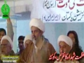 [CLIP] H.I. Raja Nasir Abbas at Azmate Shuhada conference Quetta 28 October 2011 - Urdu