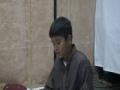 Jashan-e-Eid Ghadeer- Imambargha-e-Masoomeen, Windsor Ontario - Mohammad Raza - 12Nov2011 - Urdu