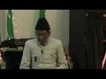 [Calgary] Jashan-E-Mobahila – Speech & Poetry  By Dr Payam Azmi Saheb - Urdu