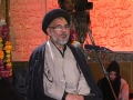 [3] H.I. Hasan Zafar Naqvi - اکمال دین - Azakhanae Zehra - Karachi - 3 Muharram 1433 - 29-11-2011 - Urdu