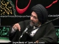 [04] Relying on Allah - Ingredients of Spiritual Success - H.I. Sayyed Abbas Ayleya - Muharram 1433 - English