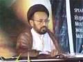 H.I. Sadiq Raza Taqvi -کربلا کا عرفانی اور روحانی پہلو  Istiqbaale Mahe Muharram - Urdu