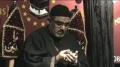 [8] Karbala Aur Azmat-e-Insaani - Ali Murtaza Zaidi - Babul Murad Centre London UK - Muharram 1433 04 Dec.2011 - Ur