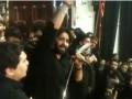 (Sajjad tu rat rona) By Nadeem Sarwar 2012 at Idara Tooting 2012 Ashura Night Part 2 - Punjabi