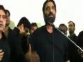 Nadeem Sarwar 2012 at Markaz Ahle bait London - No rou Zainab Na rou - Urdu