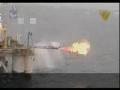 Hezbollah Rockets Turned Mediterranean Oil to Curse on Israel - Arabic sub English