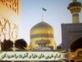 زیارت امام رضا ع - Ziarat of Imam Raza a.s - Arabic sub Farsi