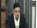 [Clip]  MARFAT- E- IMAM- E- ZAMANA (A.S) BY  Agha Ali Murtaza Zaidi - Urdu