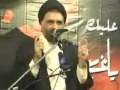 [Clip] Karbala - The Real Solution Ustad Jawad Naqvi - Urdu sub English