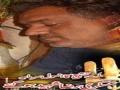 Janaza Shaheed Askari Raza - (Ancholi to Shahrahe Pakistan) - Urdu